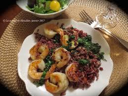 cuisine crevette la cuisine de messidor crevettes sur riz sauce à l ail et au
