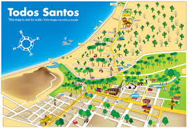 San Felipe Mexico Map by Baja Hostels Trip Planning And Hostel Bookings In Baja