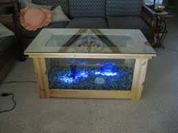 fish tank coffee table diy spectacular diy fish tank coffee table free guide and tutorial