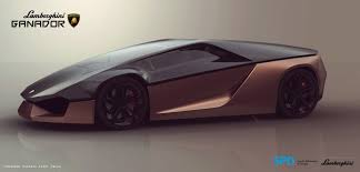 ferruccio lamborghini 2013 concept car 2015 lamborghini ganador supercar design study shanghai auto