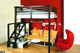 bureau gigogne lit superpose avec bureau lit a etage 2 places