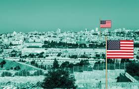 Flag Of Jerusalem Don U0027t Just Move One U S Embassy To Jerusalem U2014 Move Two Of Them