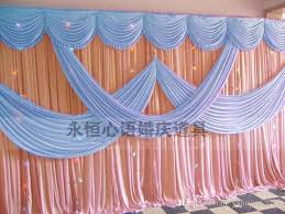 Marriage Decorations 2015 New Designed 3 6m Wedding Party Stage Celebration Background