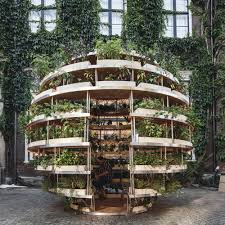 growroom is a prototype for food producing architecture in our