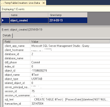 how to create temp table in sql who is the owner creator of the temp tables clint huijbers blog