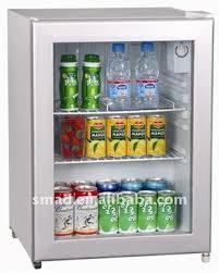 transparent door fridge glass door mini fridge buy glass door