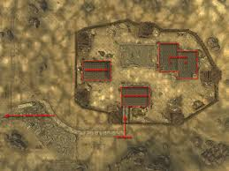 New Vegas Map Image Fnv Ncrcf Birdseye Map Png Fallout Wiki Fandom Powered