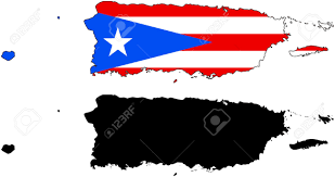 Puerto Rico Blank Map by Clip Art Puerto Rico Clip Art