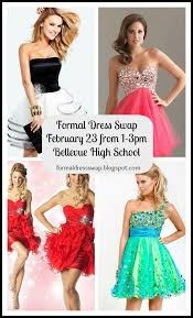 formal dress swap formal dress swap feb 23rd bellevue high