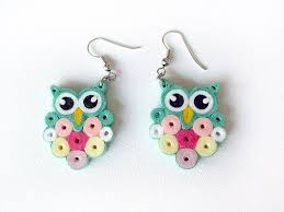 quiling earrings 153 best quilling images on quilling quilling jewelry