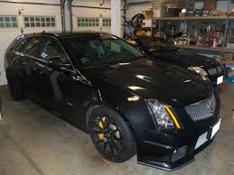 2004 cadillac cts v for sale in defense of the cadillac cts v wagon the about cars