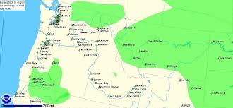 map of oregon smoke wildfire smoke causing hazardous air quality in southwest oregon