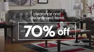 Clearance Sofa Beds by Ashley Furniture Homestore Annual Tent Blowout Up To 70 Off