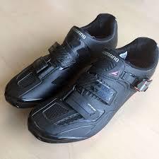 leather bike shoes shimano xc 70 mtb shoe bucky rides