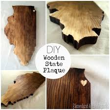 diy state or country plaque tutorial using a scroll saw