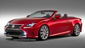 lexus sports car rc 2015 lexus rc convertible first looks