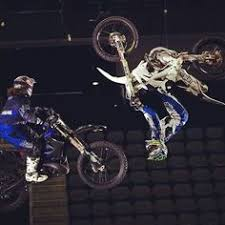 freestyle motocross nuclear cowboyz fmx night of the jumps sports pinterest night of and the o jays
