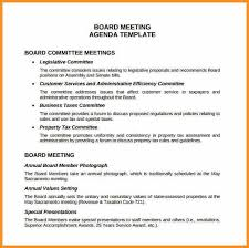 meeting agenda sample hitecauto us