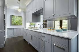 mirror backsplash kitchen kitchen narrow gray kitchen mirror backsplash one faucet