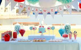 1st birthday party 1st birthday decorating ideas inspiration graphic images on blue