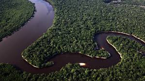 Map Of The Amazon River How Wide Is The Amazon River Reference Com