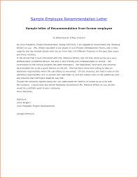 co worker recommendation letter sample images letter samples format