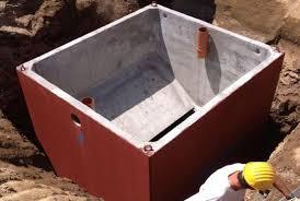 vasche imof vasche imhoff per le acque reflue