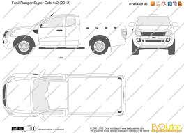 Ford Ranger Bed Dimensions Ford Ranger Engine Sizes Best Cars 2017 Bed Size 2005 Ford Ranger