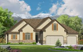 dixie springs home designs and floor plans perry homes southern utah