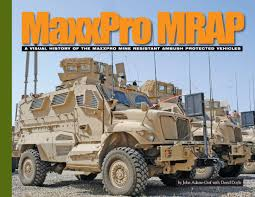 mrap maxxpro mrap visual history u2014 david doyle books