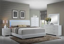bedroom sets online coaster felicity led platform 4 pc bedroom set las vegas furniture
