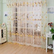 beaded window curtains