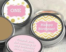 1st birthday party favors 1st birthday favors etsy