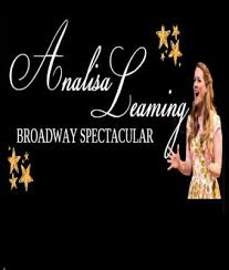 broadway spectacular analisa leaming presented by temple beth emet