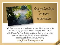 your future is an open slate free retirement ecards greeting