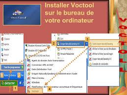 installer sur le bureau les outils pour améliorer la dictée vocale ppt