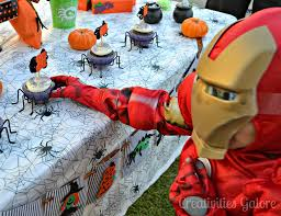 kid friendly halloween party creativities galore
