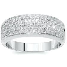 mens white gold diamond wedding bands white gold and diamond wedding rings mens white gold diamond ring