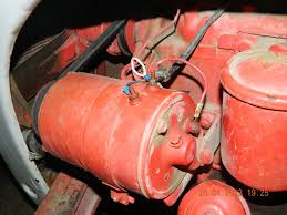 i have some 8n generator questions yesterday u0027s tractors