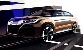 mobil honda terbaru 2015 honda to debut new concept suv at the shanghai auto show