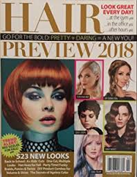 hairshow magazine amazon com hair show magazine issue 2017 62 styles that