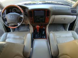 lexus lx houston for sale ca 2000 lexus lx 470 12 000 mileage 113k fully