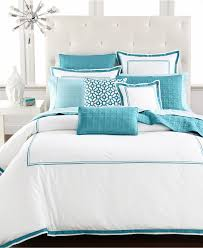 bedding set teal bedding beautiful turquoise and grey bedding
