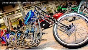donnie smith bike u0026 car show the largest custom bike show in the