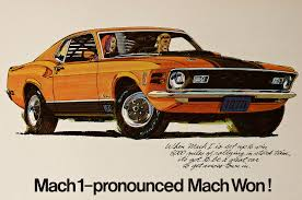 mustang mach 1 1970 check out this vintage ad for the 1970 mustang mach 1 rod