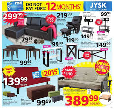 jysk flyer march 13 to 19 Jysk Storage Ottoman