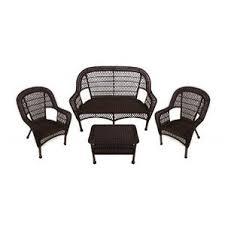 Wicker Patio Chair by White Wicker Patio Furniture Wayfair