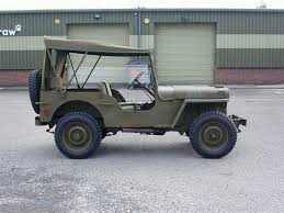 ww2 jeep used 1942 willys all models for sale in yorkshire pistonheads