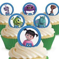 monsters inc cake toppers monsters inc cake ebay
