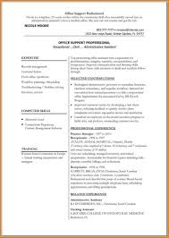 Free Template Resume Microsoft Word Ms Word Template Resume Thebridgesummit Co